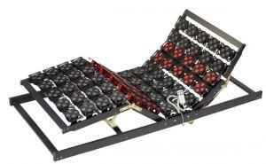Premium Flex Schotelbodem Elektrisch Verstelbaar Tweemotorig