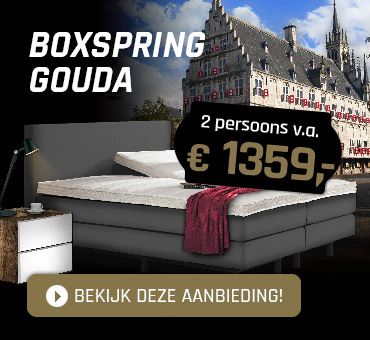Boxspring Gouda