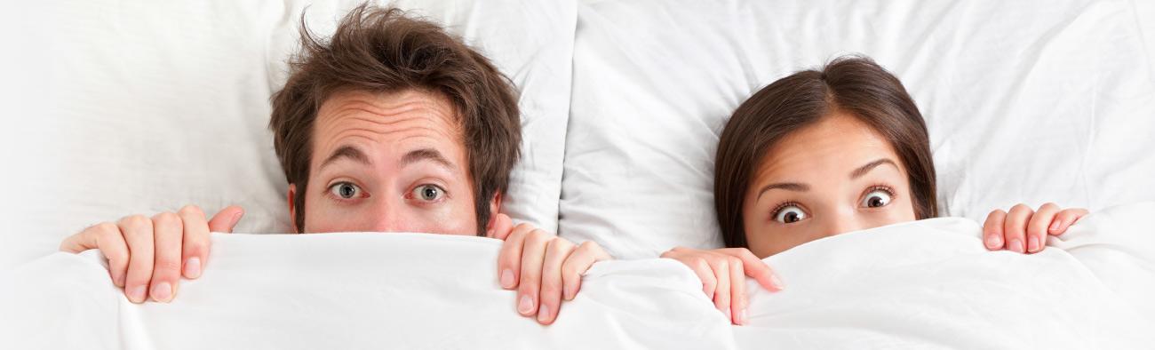 Lekker slapen in een bed van Huijer Slaapcomfort
